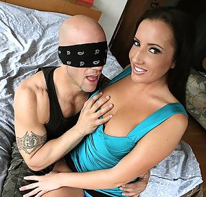 Naked Teen Blindfold Porn Pictures