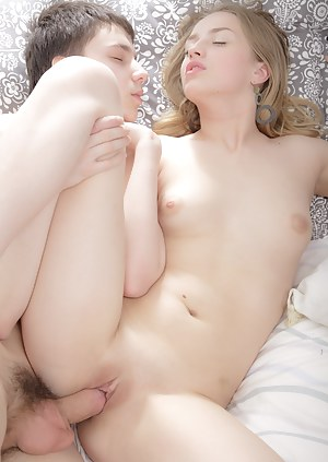 Naked Teen Passionate Sex Porn Pictures